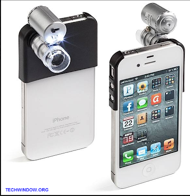 This Awesome 5$ Accessory for iPhone gives 60X magnification