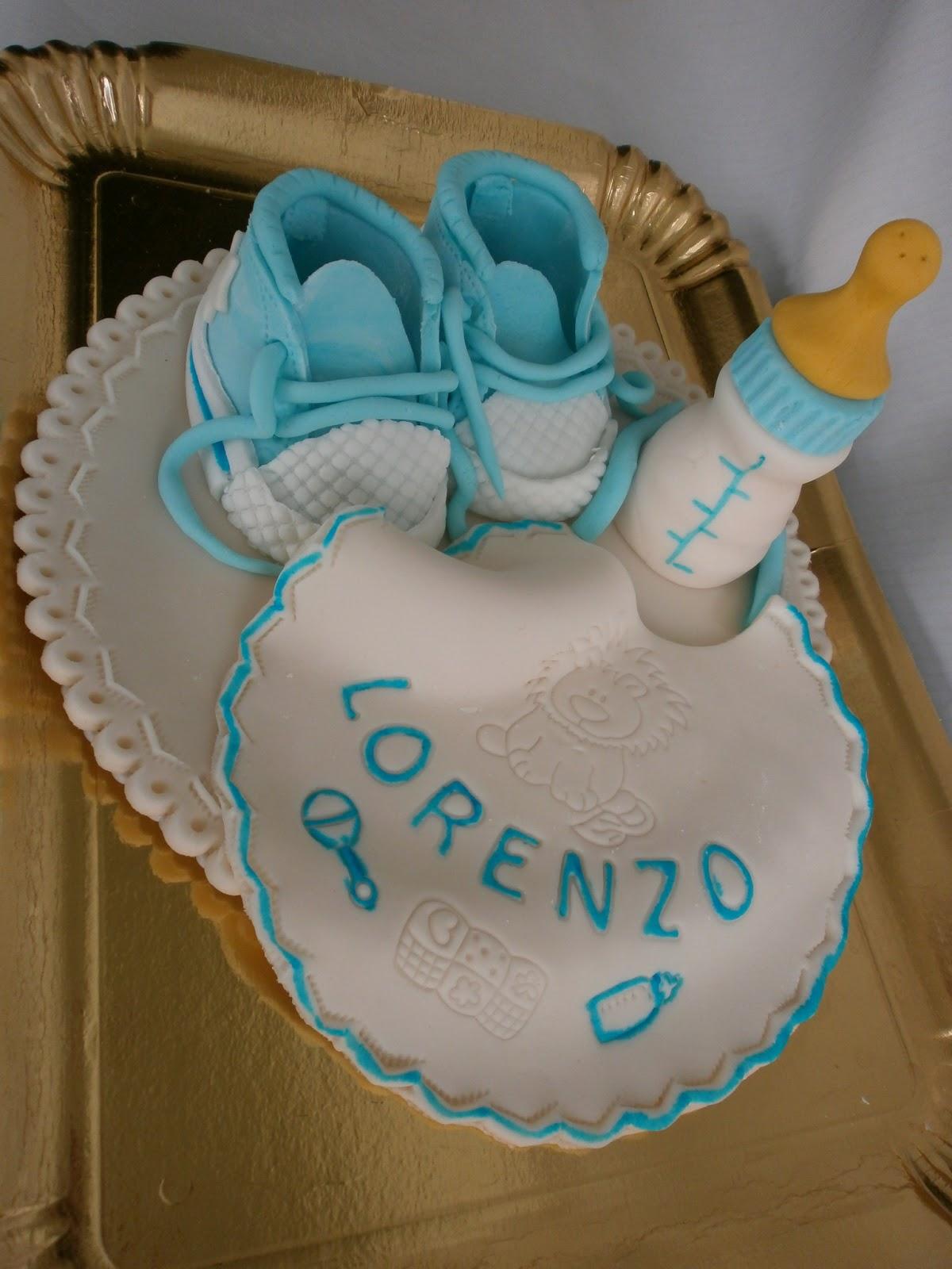Cake Design Treviso : Michela Cake Designer: CAKE TOPPER BATTESIMO