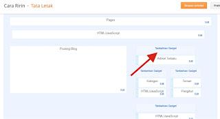 Widget Kotak Pencarian di Blog