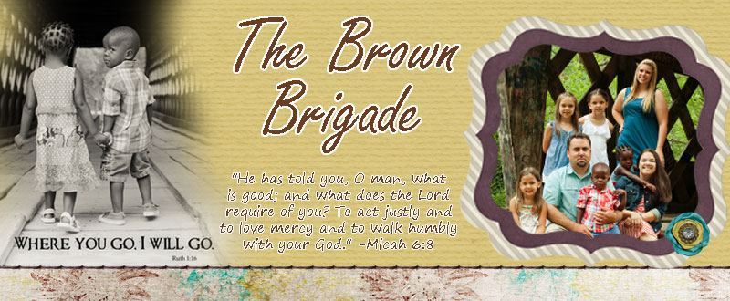 The Brown Brigade