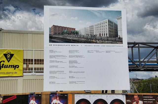 Baustelle Neubau, Am Schinkelplatz, 10117 Berlin, 19.04.2014