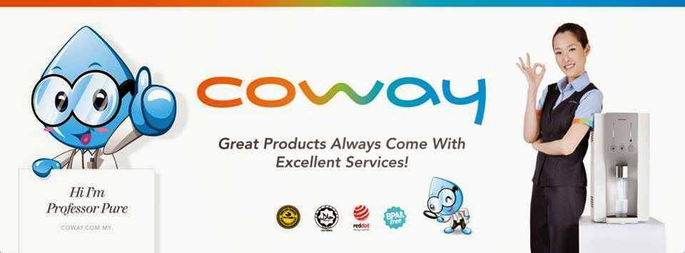 Water Filter Coway