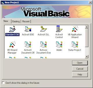Membuat Program Kalkulator Sederhana di Visual Basic