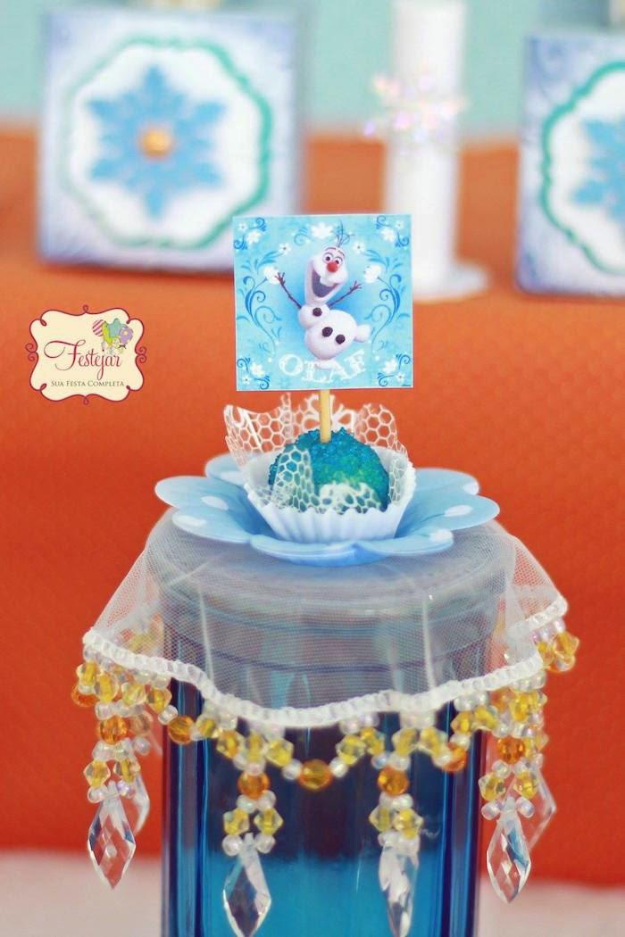 Decoraci n de fiestas infantiles de olaf frozen fiestas - Decoracion fiesta de cumpleanos infantil ...