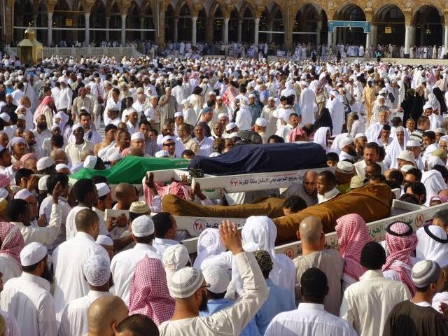 22 Calon Jamaah Haji Wafat di Tanah Suci