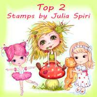 Julia Spiri Challenge Top2