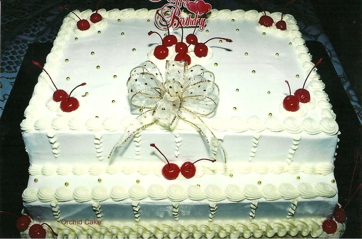 macam macam hiasan kue tart ulang tahun   bliblinews