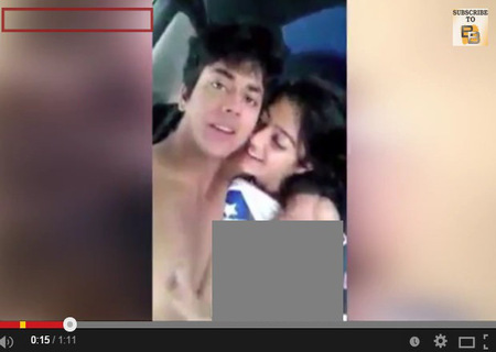 Aryan Khan And Navya Naveli Nanda Video