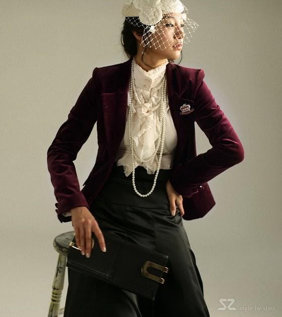 Fashion Trend Asian Korean Victorian Fashion Style Blogshops Reviewer