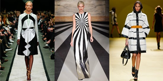 Givenchy, Mathew Williamson and J. Mendel