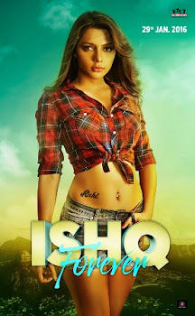 Poster Of Bollywood Movie Ishq Forever (2016) 100MB Compressed Small Size Mobile Movie Free Download worldfree4u.com