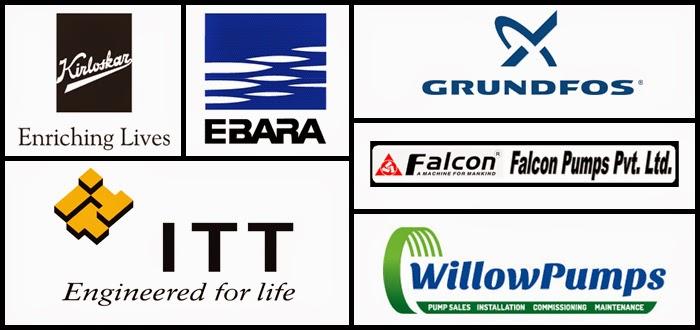 Top Water Pump Manufacturers in the World - Pumpkart.com