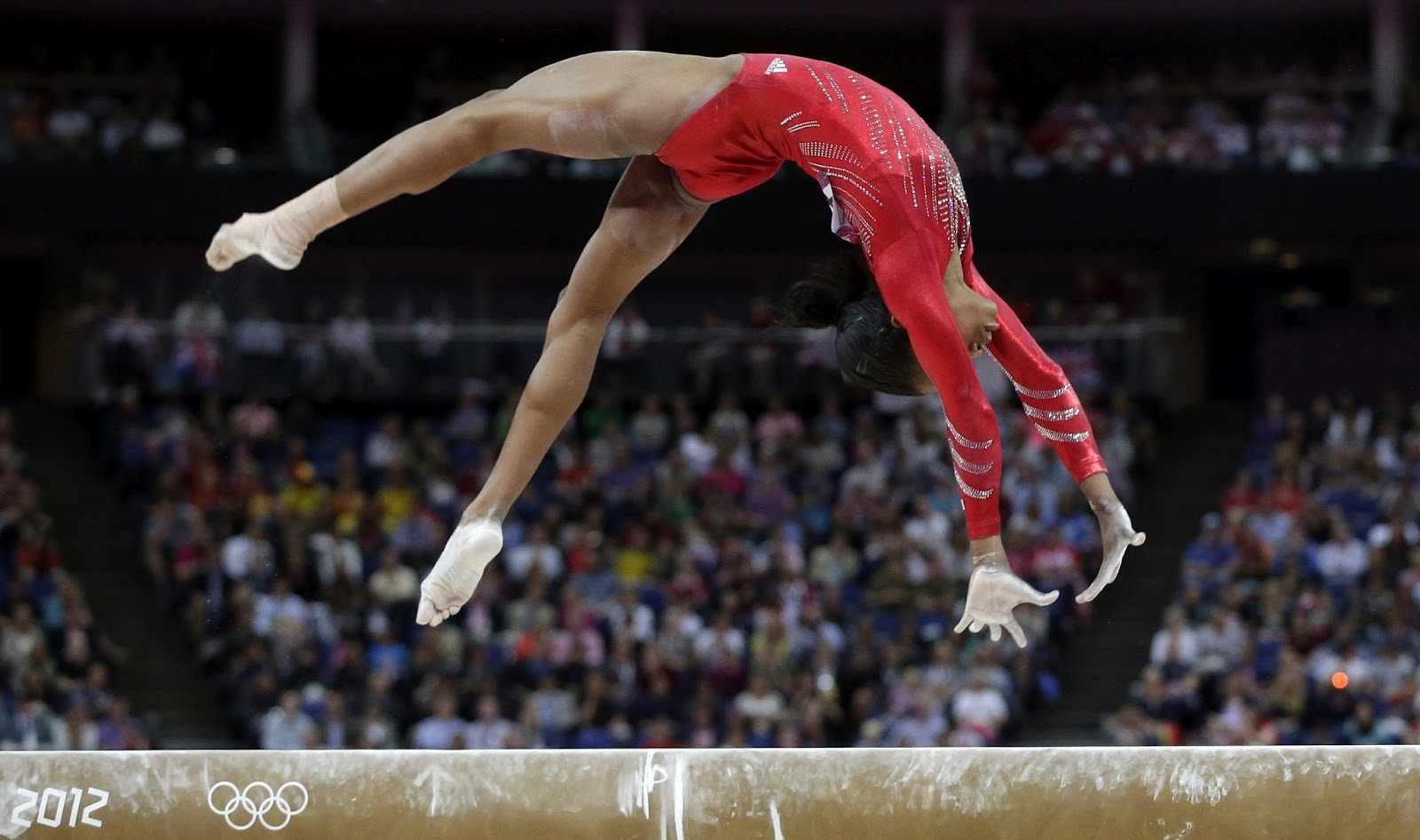 Quotes From Olympic Gymnasts QuotesGram Gymnastics Wallpaper Gabby Douglas