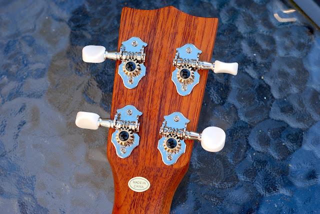 Ohana SK-25 ukulele tuners