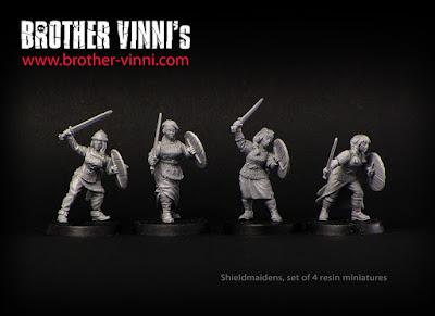 Novedades de Brother Vinni: Vikingas para SAGA