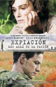 Ver pelicula Expiación. Más Allá de la Pasión (Atonement) (2007) Online gratis