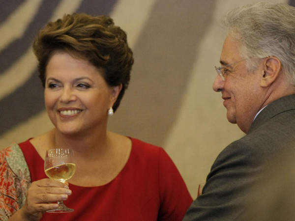 Dilma e FHC
