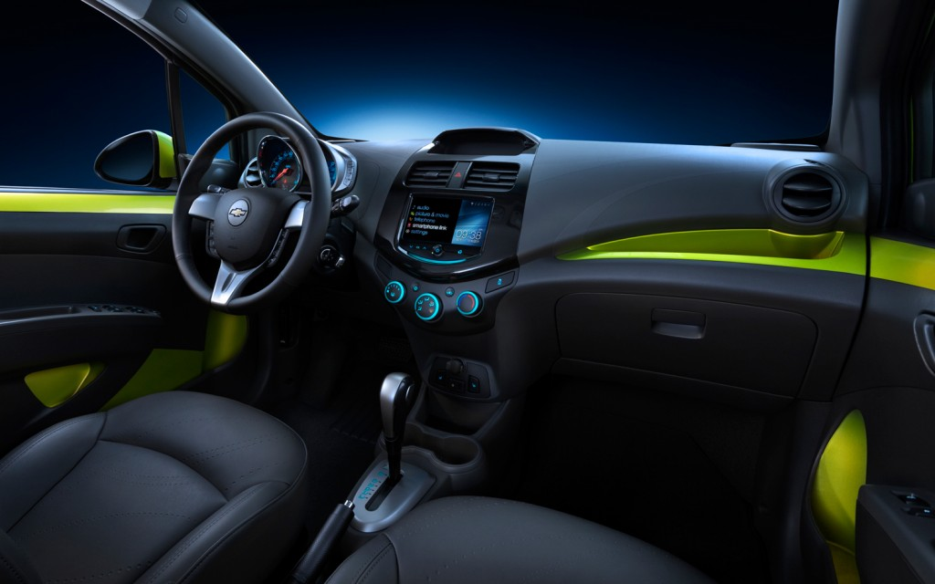 Chevy Vehicles Nominated For Ward's 10 Best Interiors