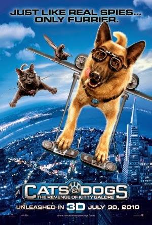 Fantanimasi komedi fabel Anjing dan Kucing