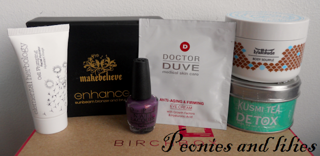 Birchbox may 2013