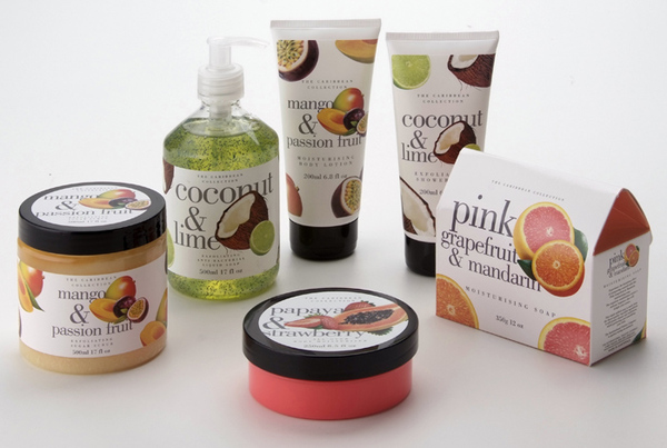 The Caribbean Collection , The Caribbean Collection reveiw, the caribbean collection products