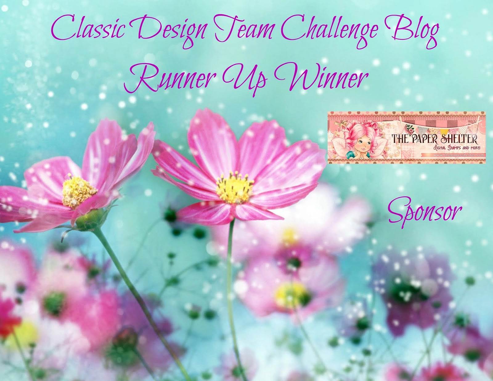 Runner up July challenge