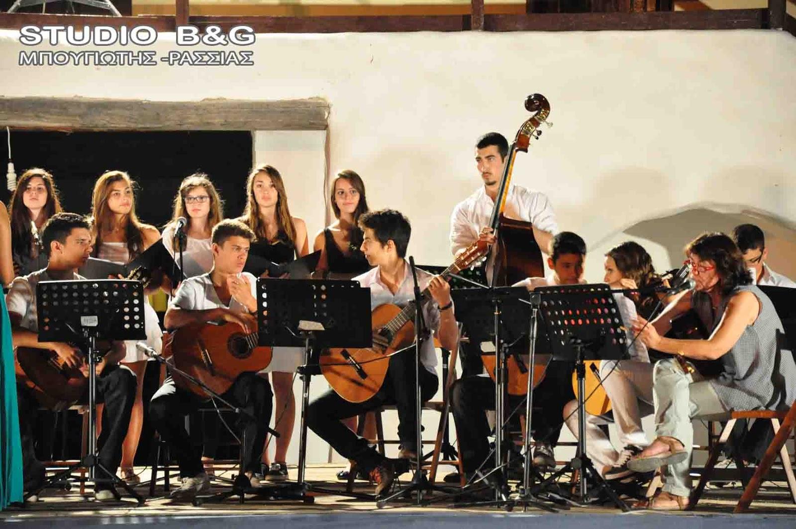 Το Μουσικό Σχολείο Αργολίδας συμμετέχει στο 10ο Αργειακό Μυκηναϊκό Δρόμο