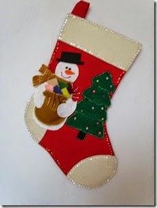 botitas para navidad