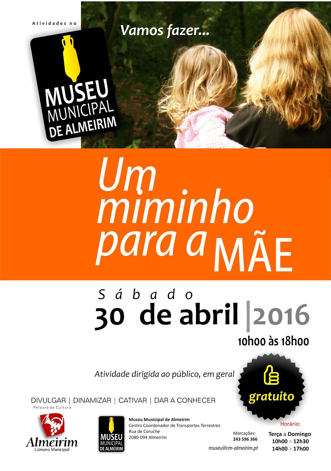 Dia da Mãe no Museu'16
