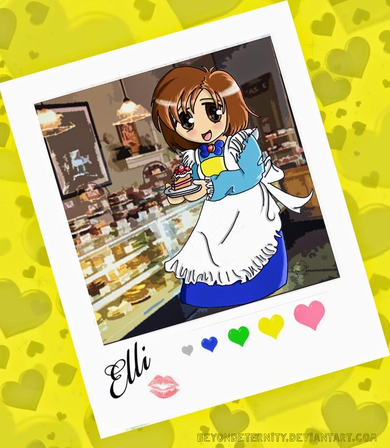 Harvest Moon BTN : Elli's Dairy
