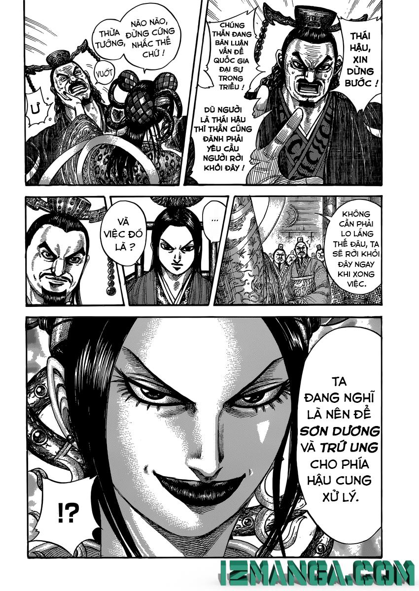 Kingdom - Vương Giả Thiên Hạ Chapter 402 page 17 - IZTruyenTranh.com