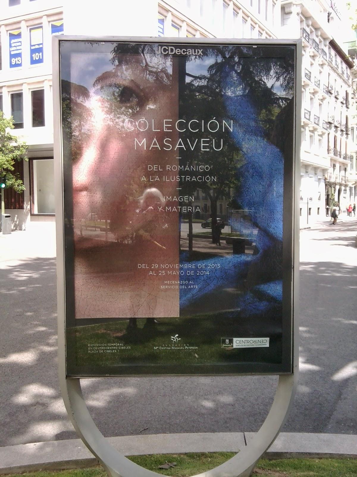 Colección Masaveu, CentroCentro, exposiciones madrid, Arte, Blog de Arte, Yvonne Brochard, Victim of art.