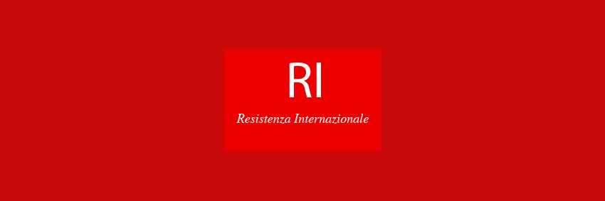 RESISTENZA INTERNAZIONALE