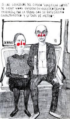 Ilustración de Sara Fratini