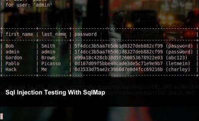 Personalizando comandos SQLMAP e Analise de código PHP