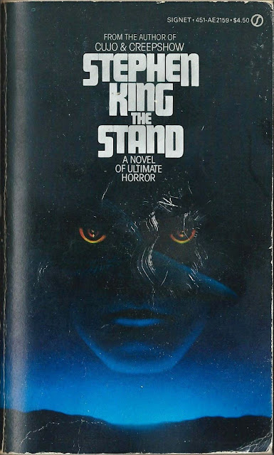 an analysis of the novel the stand by stephen king Buy the stand by stephen king (isbn: 8601404221149) from amazon's book store everyday low prices and free delivery on eligible orders.