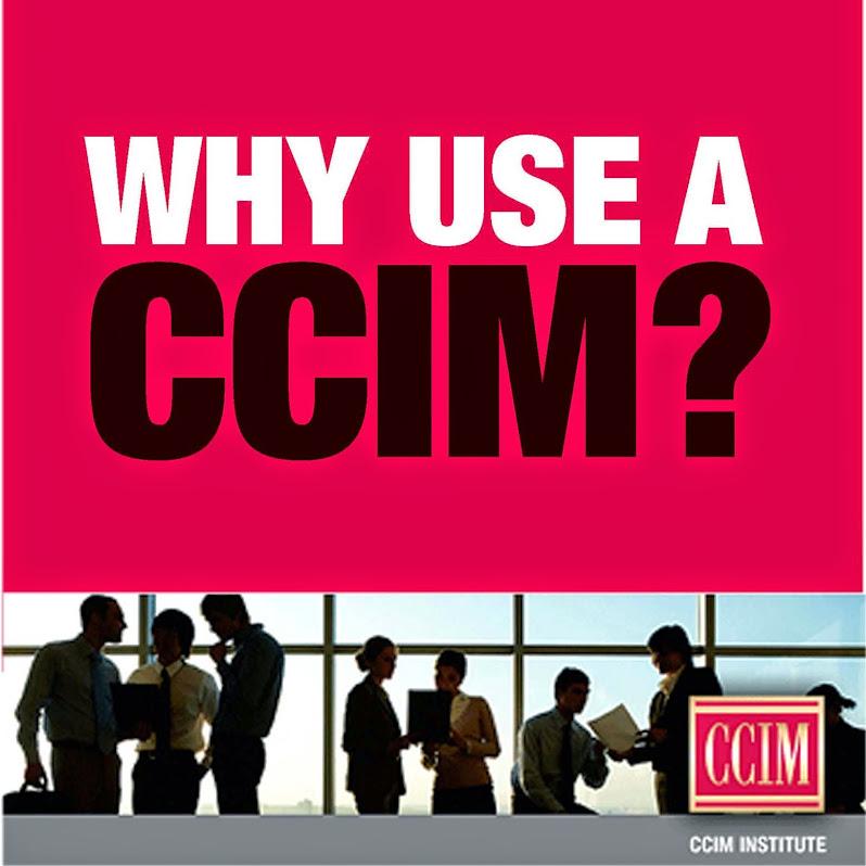 為何要選擇CCIM?