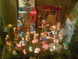Sailor Moon merchandise - Figuren