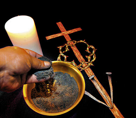 MIÉRCOLES DE CENIZA (Génesis 3,19). Comienza La Cuaresma