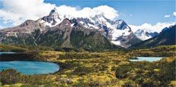 En el P.N. Torres del Paine