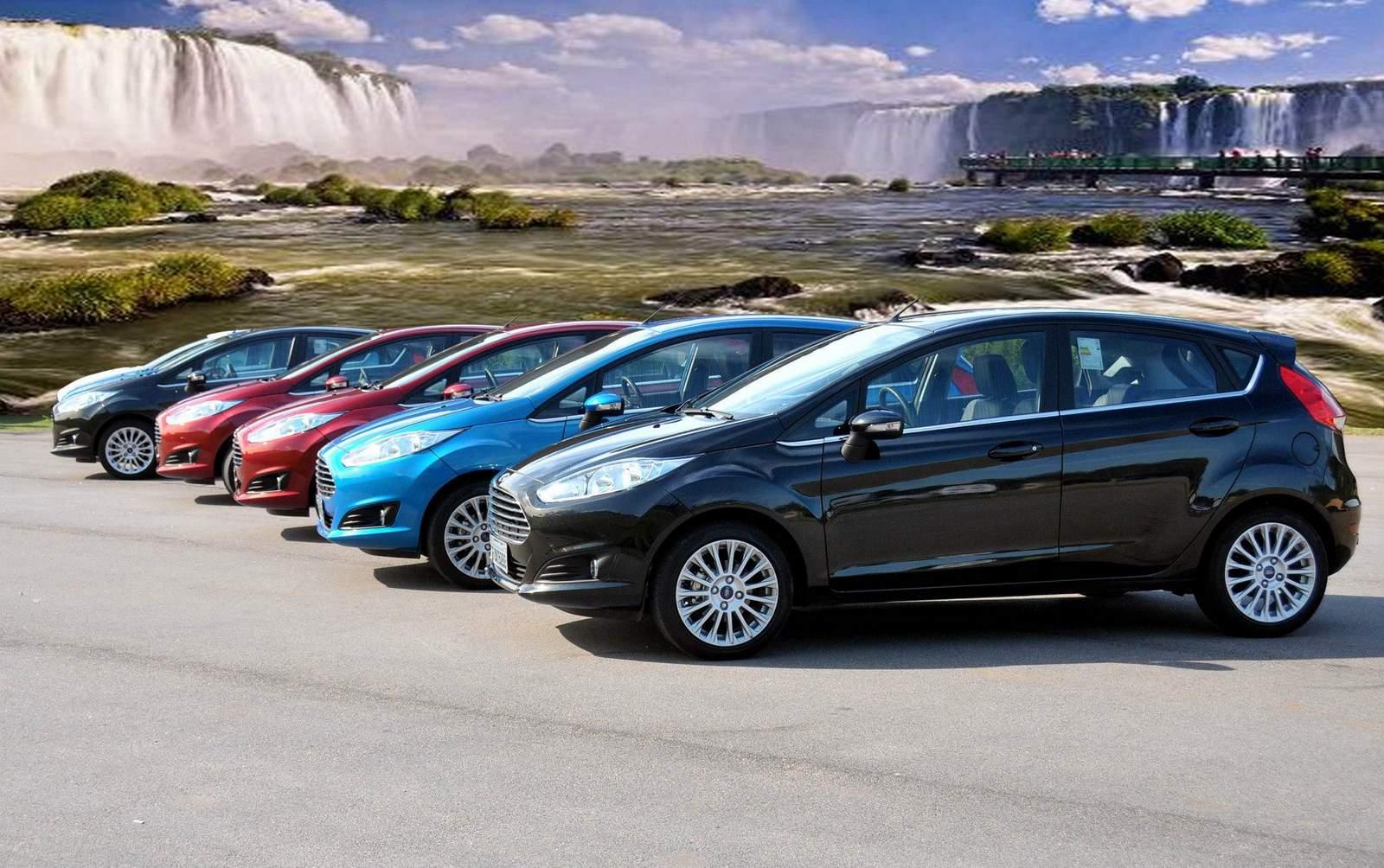 Ford New Fiesta 2015