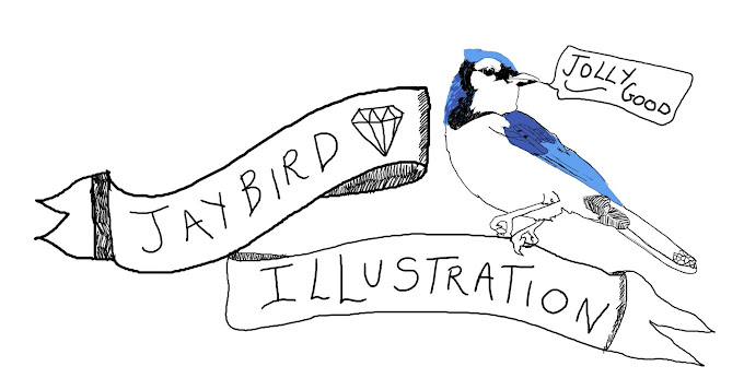 Jaybird Illustration