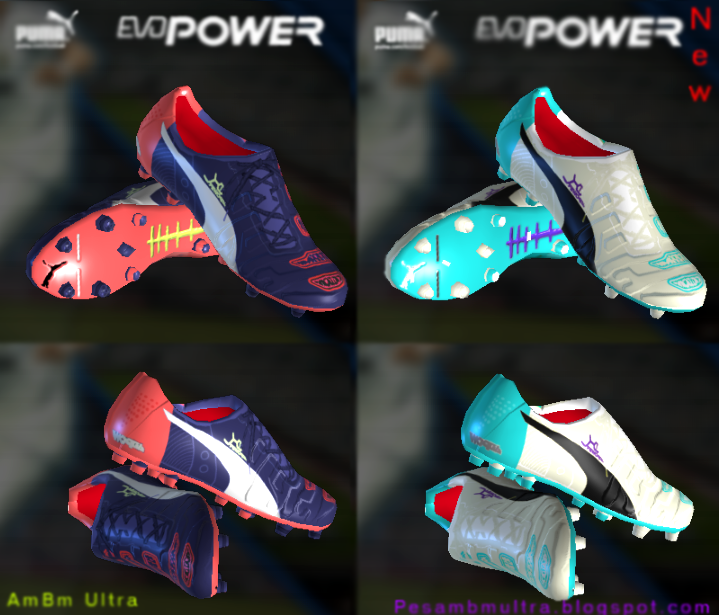 PES 2013 Puma Next Gen Mini Pack by AMBM ULTRA