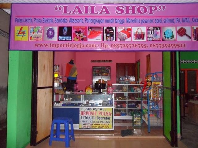 Laila Shop