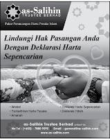 Harta Sepencarian as-Salihin Trustee Bhd