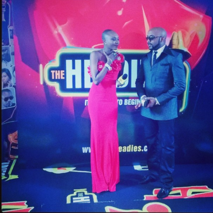 photos of Best & Worst Dressed at the 2013 Headies Awards