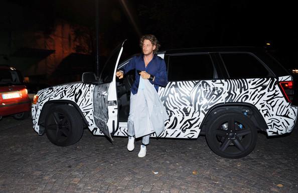 Lapo elkann e la sua collezione di auto autostyle for Auto di lapo elkann