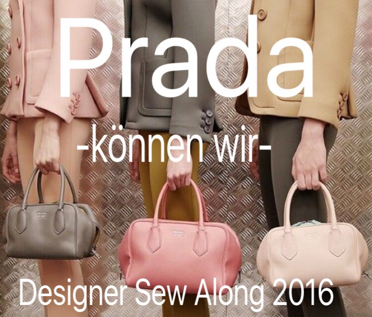 Prada Sew Along
