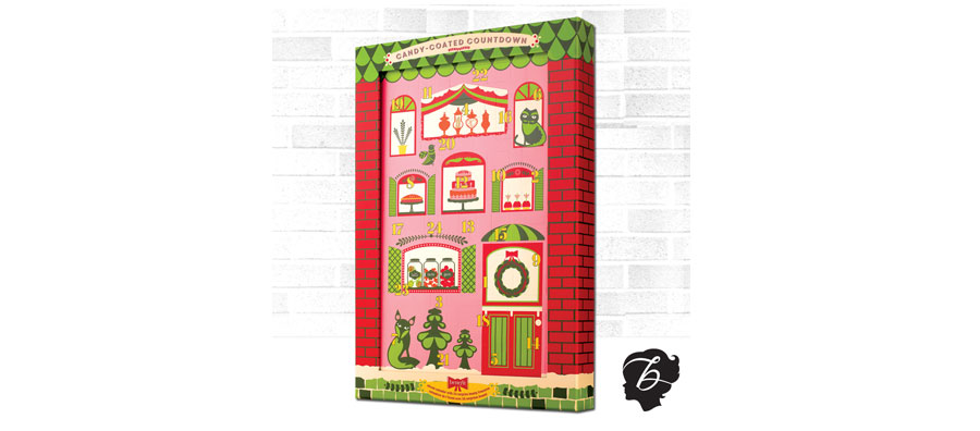 benefit cosmetics advent calendar, beauty advent calendar, advent calendar 2014