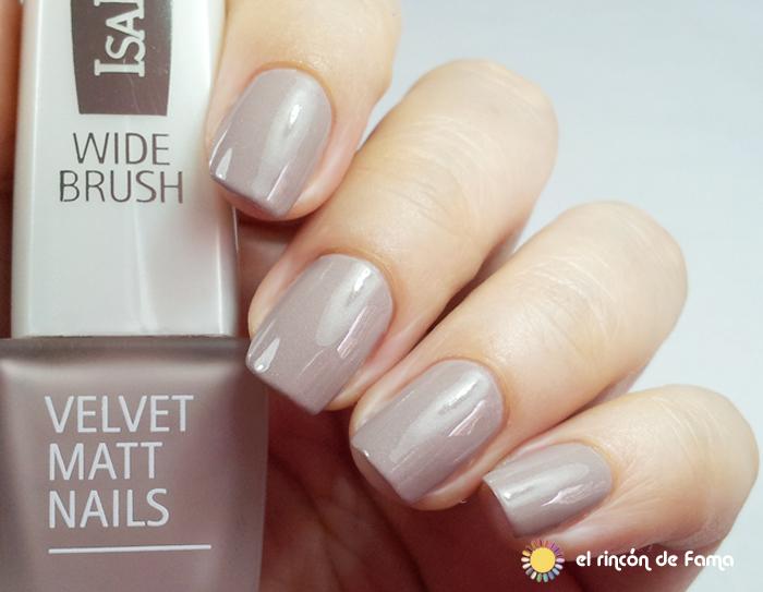 Velvet Matt Nails Nº820 - Sotf Skin | el rincon de fama